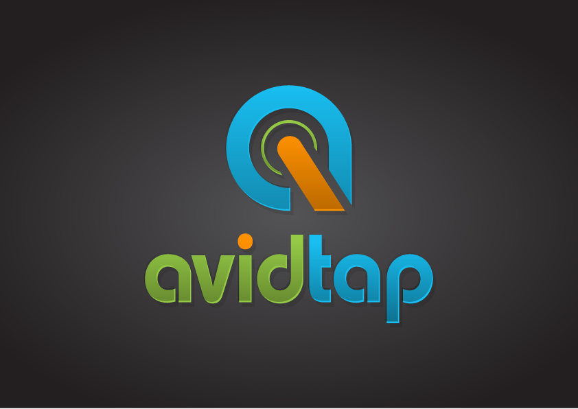 Logo Design by Erwin Francis Cutanda - Entry No. 74 in the Logo Design Contest Imaginative Logo Design for AvidTap.