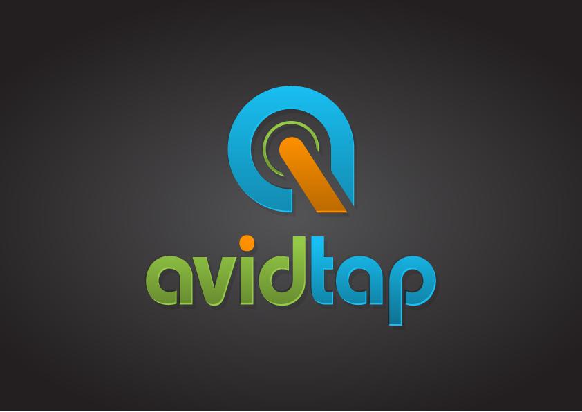 Logo Design by Erwin Francis Cutanda - Entry No. 74 in the Logo Design Contest Imaginative Logo Design for AvidTap.