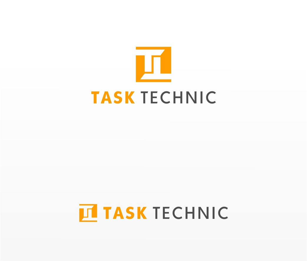 Logo Design by haidu - Entry No. 3 in the Logo Design Contest Unique Logo Design Wanted for Task Technic.