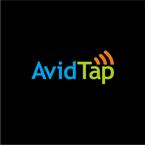 Logo Design by gdfd - Entry No. 78 in the Logo Design Contest Imaginative Logo Design for AvidTap.