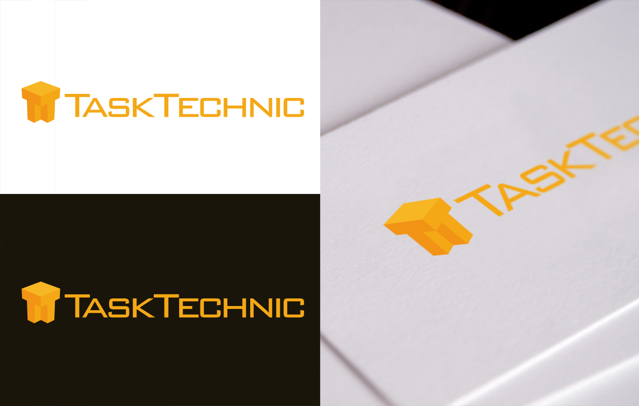 Logo Design by moidgreat - Entry No. 8 in the Logo Design Contest Unique Logo Design Wanted for Task Technic.