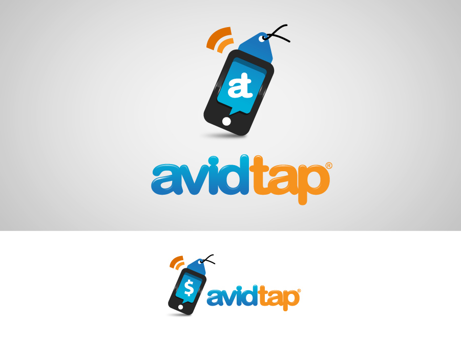 Logo Design by jpbituin - Entry No. 85 in the Logo Design Contest Imaginative Logo Design for AvidTap.