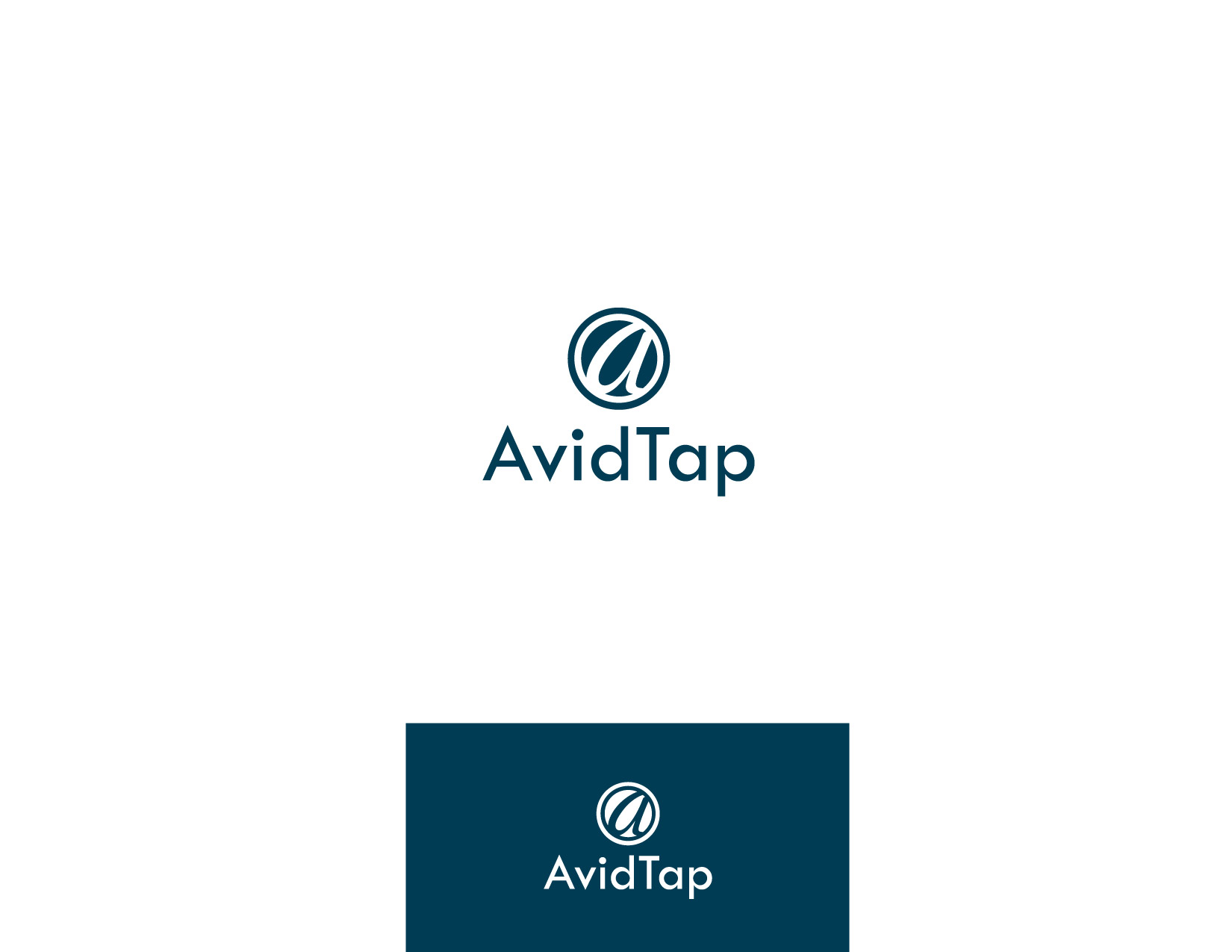 Logo Design by Osi Indra - Entry No. 86 in the Logo Design Contest Imaginative Logo Design for AvidTap.