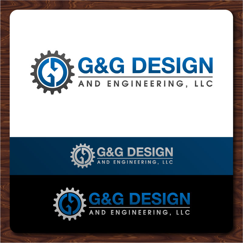 Logo Design by Rommel Delos Santos - Entry No. 37 in the Logo Design Contest Creative Logo Design for G&G Design and Engineering, LLC.