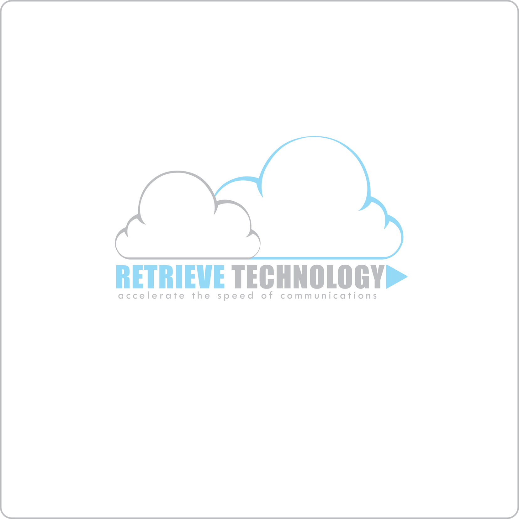 Logo Design by Ivan Kiel Montalbo - Entry No. 12 in the Logo Design Contest Artistic Logo Design for Retrieve Technologies.