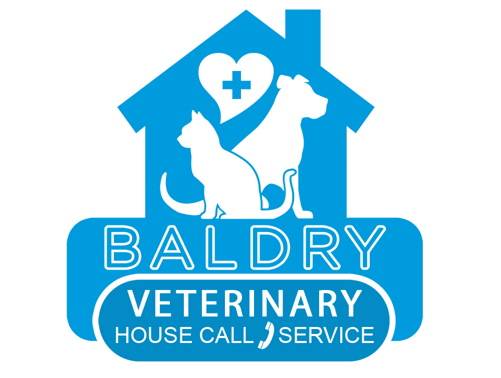 Logo Design by Private User - Entry No. 150 in the Logo Design Contest Captivating Logo Design for Baldry Veterinary House Call Service.