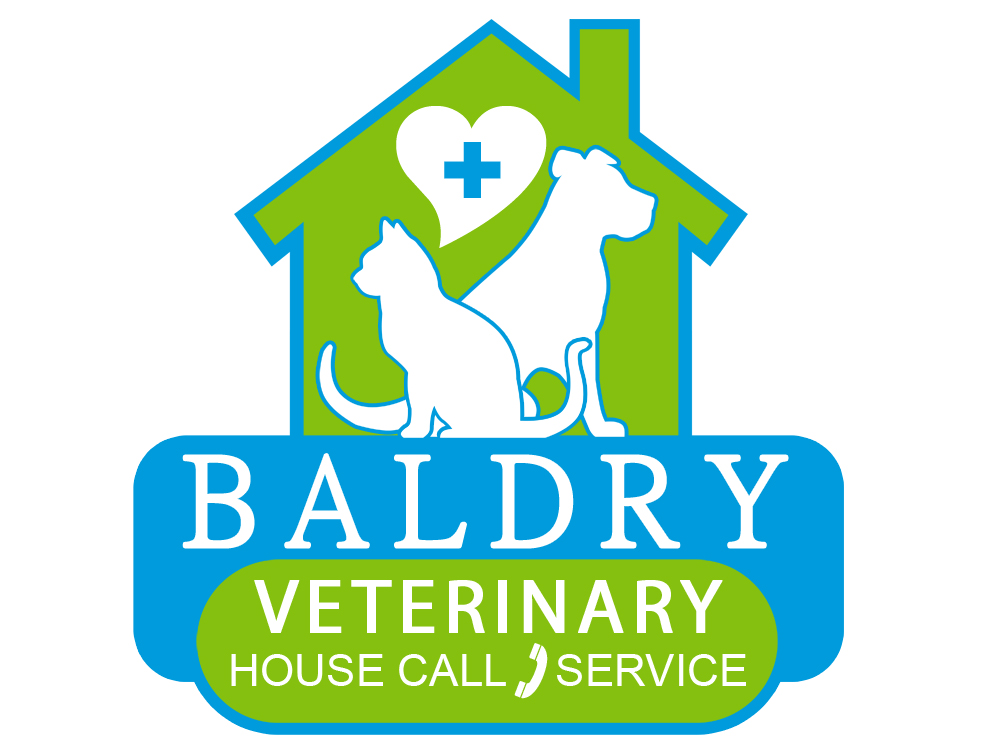 Logo Design by Private User - Entry No. 151 in the Logo Design Contest Captivating Logo Design for Baldry Veterinary House Call Service.