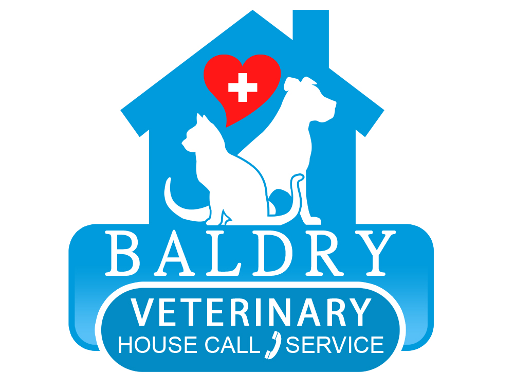Logo Design by Private User - Entry No. 156 in the Logo Design Contest Captivating Logo Design for Baldry Veterinary House Call Service.