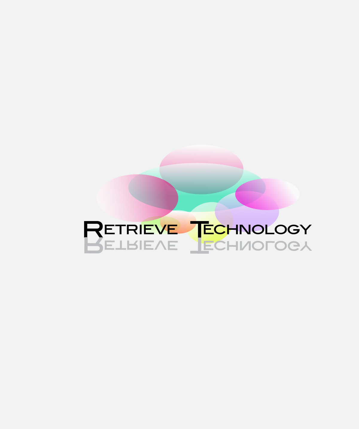 Logo Design by Nancy Grant - Entry No. 13 in the Logo Design Contest Artistic Logo Design for Retrieve Technologies.
