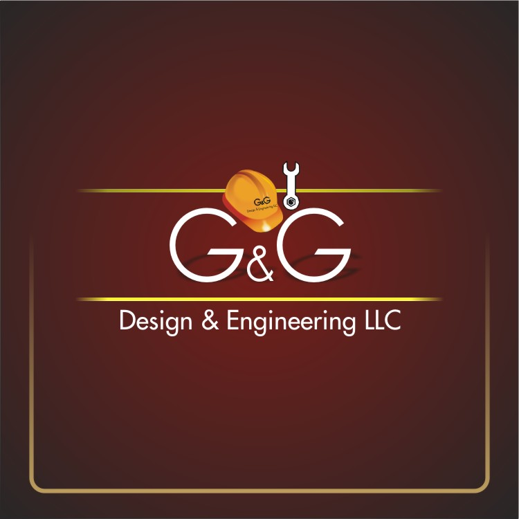 Logo Design by Faiz Mushtaq - Entry No. 49 in the Logo Design Contest Creative Logo Design for G&G Design and Engineering, LLC.