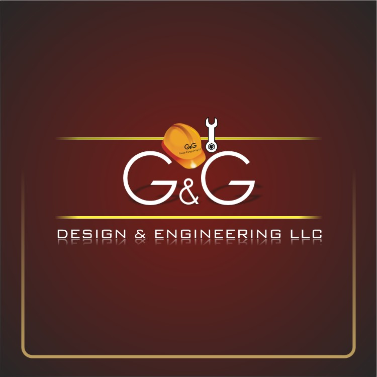 Logo Design by Faiz Mushtaq - Entry No. 51 in the Logo Design Contest Creative Logo Design for G&G Design and Engineering, LLC.