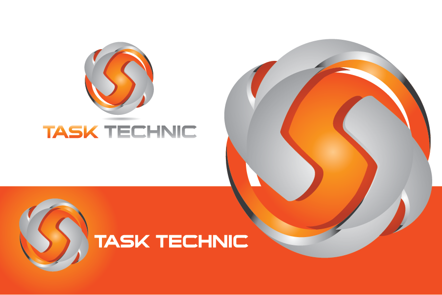 Logo Design by Private User - Entry No. 23 in the Logo Design Contest Unique Logo Design Wanted for Task Technic.