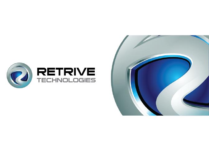 Logo Design by Private User - Entry No. 17 in the Logo Design Contest Artistic Logo Design for Retrieve Technologies.