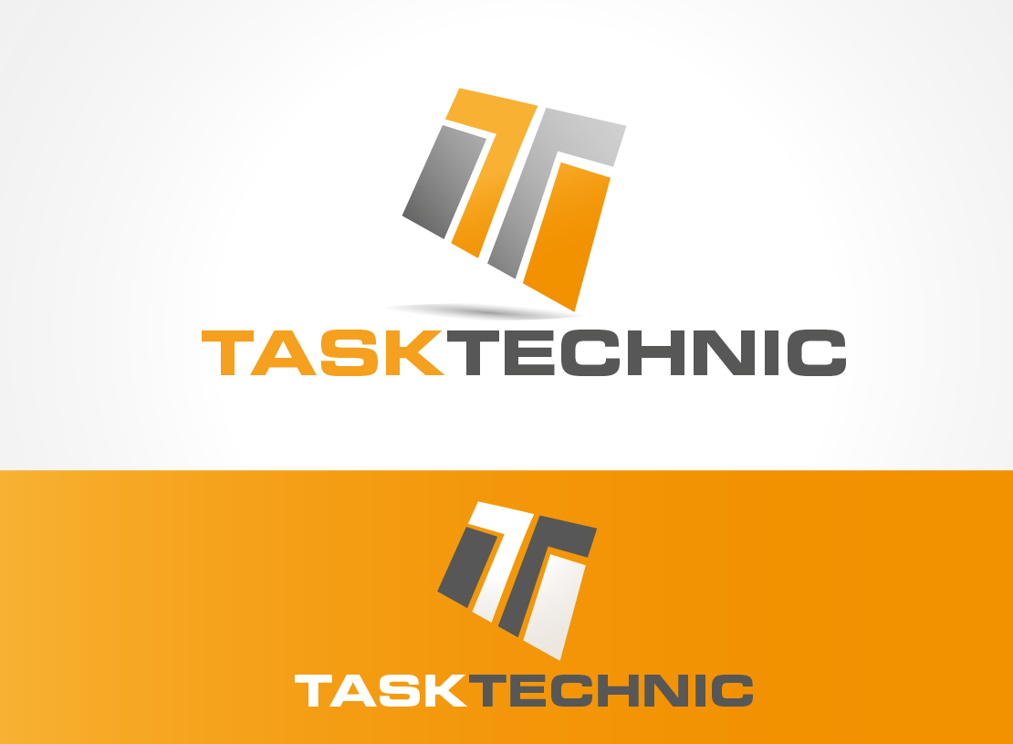 Logo Design by jeeband - Entry No. 27 in the Logo Design Contest Unique Logo Design Wanted for Task Technic.