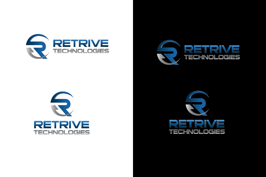 Logo Design by Muhammad Moinjaved - Entry No. 19 in the Logo Design Contest Artistic Logo Design for Retrieve Technologies.