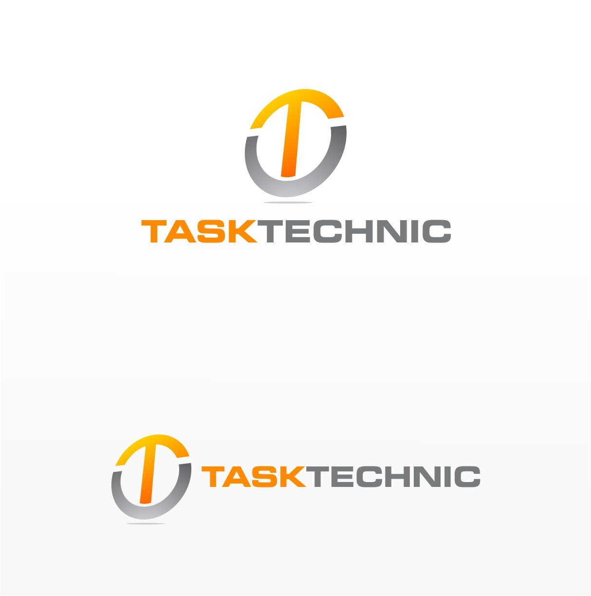 Logo Design by haidu - Entry No. 32 in the Logo Design Contest Unique Logo Design Wanted for Task Technic.