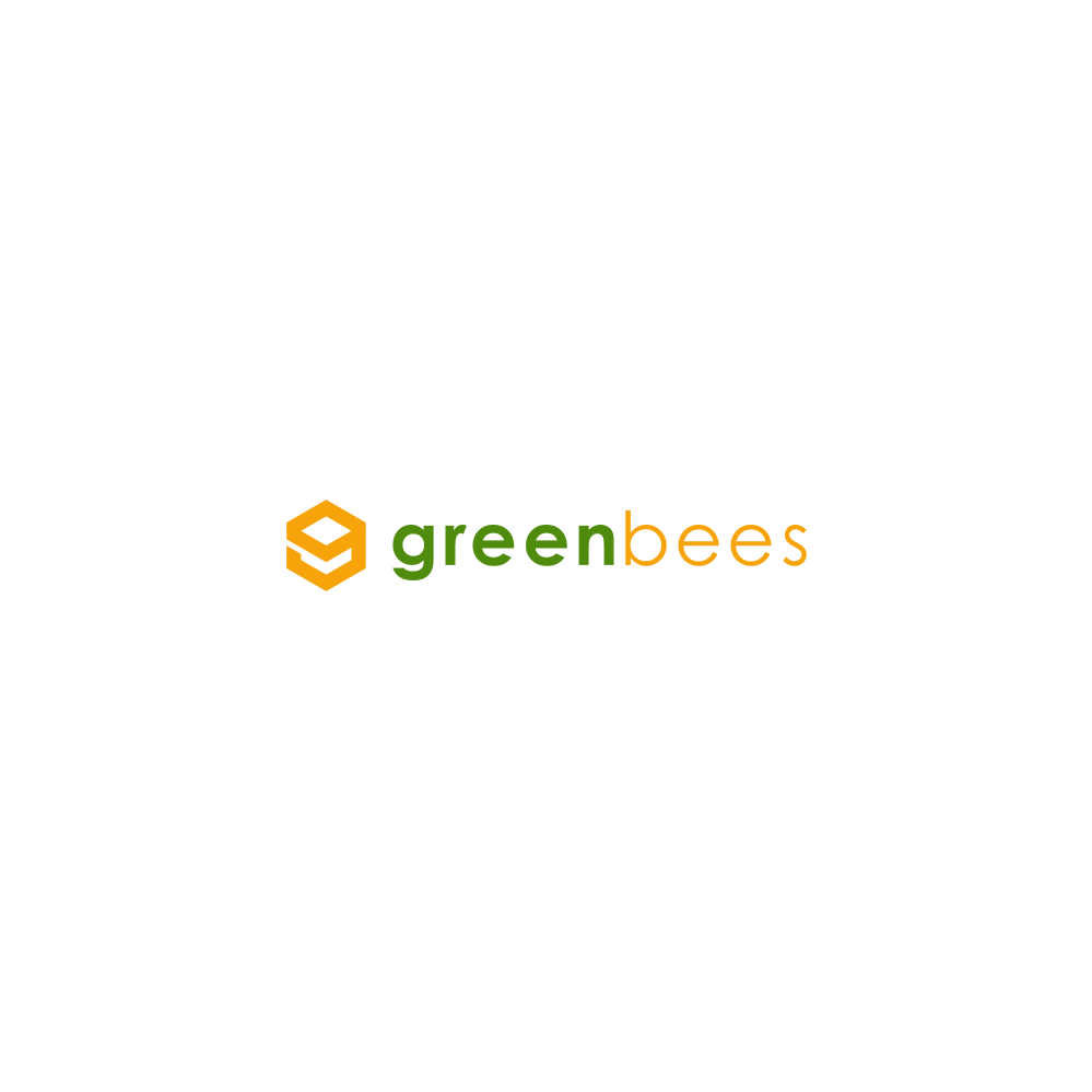 Logo Design by hkdesign - Entry No. 341 in the Logo Design Contest Greenbees Logo Design.
