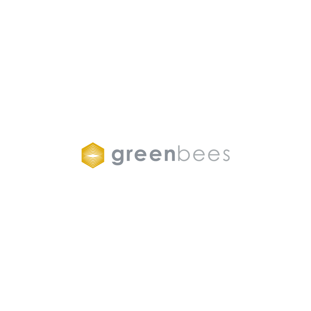 Logo Design by hkdesign - Entry No. 342 in the Logo Design Contest Greenbees Logo Design.