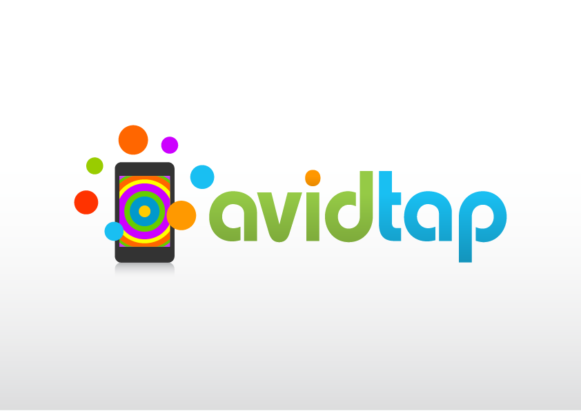 Logo Design by Erwin Francis Cutanda - Entry No. 105 in the Logo Design Contest Imaginative Logo Design for AvidTap.