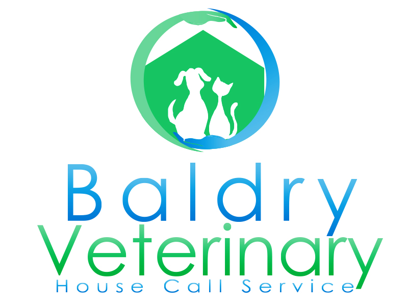 Logo Design by Mythos Designs - Entry No. 157 in the Logo Design Contest Captivating Logo Design for Baldry Veterinary House Call Service.