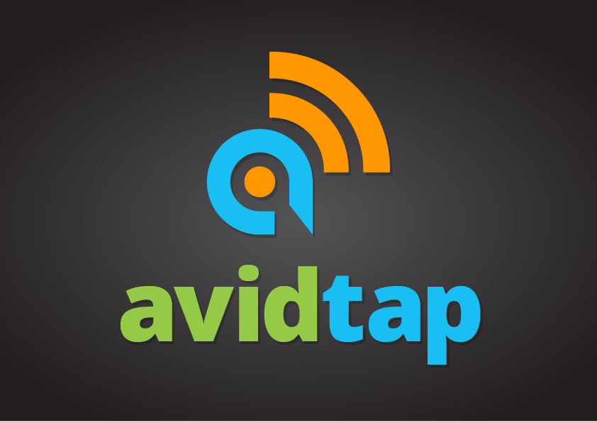Logo Design by Erwin Francis Cutanda - Entry No. 108 in the Logo Design Contest Imaginative Logo Design for AvidTap.