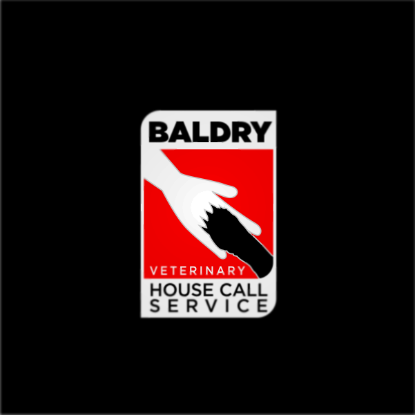 Logo Design by Private User - Entry No. 161 in the Logo Design Contest Captivating Logo Design for Baldry Veterinary House Call Service.