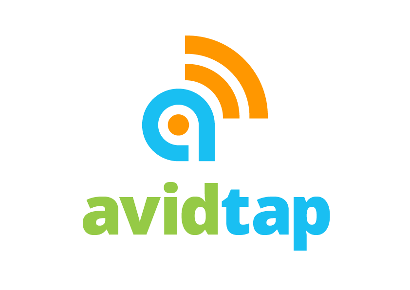 Logo Design by Erwin Francis Cutanda - Entry No. 109 in the Logo Design Contest Imaginative Logo Design for AvidTap.