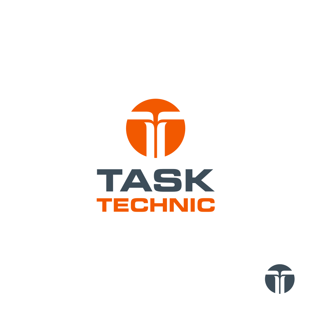 Logo Design by hkdesign - Entry No. 47 in the Logo Design Contest Unique Logo Design Wanted for Task Technic.