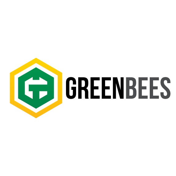 Logo Design by Renz Paulo Fajardo - Entry No. 353 in the Logo Design Contest Greenbees Logo Design.