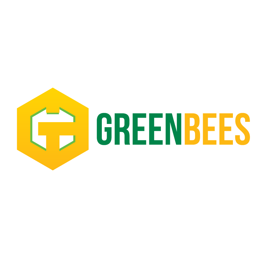 Logo Design by Renz Paulo Fajardo - Entry No. 356 in the Logo Design Contest Greenbees Logo Design.