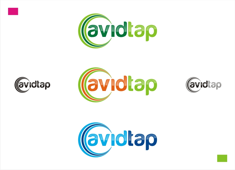 Logo Design by Private User - Entry No. 113 in the Logo Design Contest Imaginative Logo Design for AvidTap.