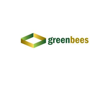 Logo Design by Muhammad Sopandi - Entry No. 358 in the Logo Design Contest Greenbees Logo Design.
