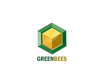 Logo Design by Muhammad Sopandi - Entry No. 359 in the Logo Design Contest Greenbees Logo Design.
