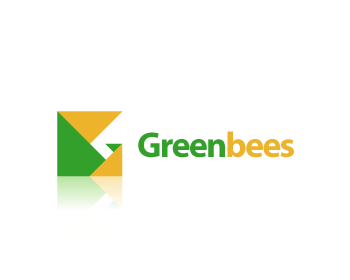 Logo Design by Muhammad Sopandi - Entry No. 361 in the Logo Design Contest Greenbees Logo Design.