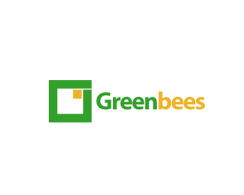 Logo Design by Muhammad Sopandi - Entry No. 362 in the Logo Design Contest Greenbees Logo Design.