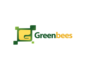 Logo Design by Muhammad Sopandi - Entry No. 363 in the Logo Design Contest Greenbees Logo Design.