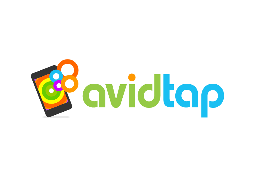 Logo Design by Erwin Francis Cutanda - Entry No. 114 in the Logo Design Contest Imaginative Logo Design for AvidTap.