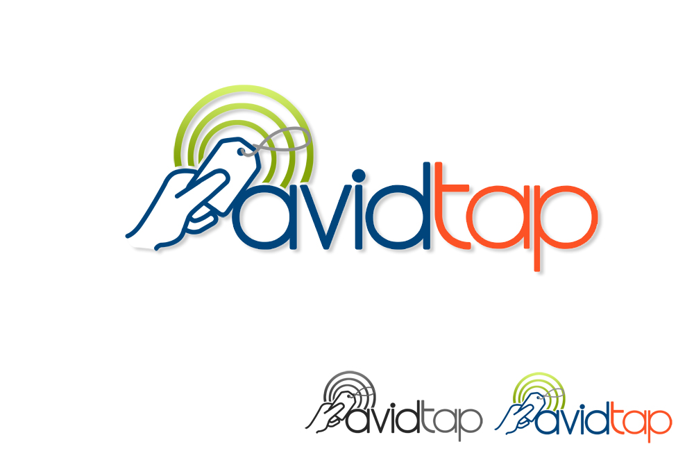 Logo Design by Private User - Entry No. 115 in the Logo Design Contest Imaginative Logo Design for AvidTap.