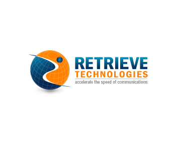 Logo Design by Muhammad Sopandi - Entry No. 25 in the Logo Design Contest Artistic Logo Design for Retrieve Technologies.