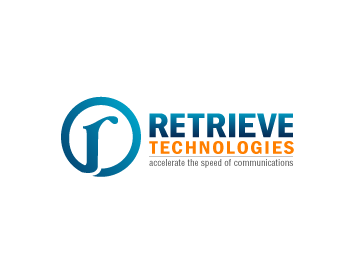 Logo Design by Muhammad Sopandi - Entry No. 26 in the Logo Design Contest Artistic Logo Design for Retrieve Technologies.