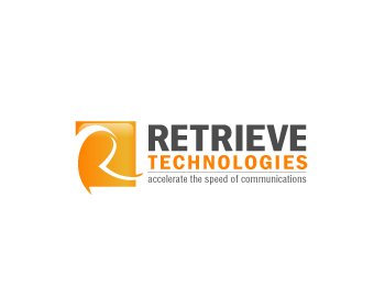 Logo Design by Muhammad Sopandi - Entry No. 27 in the Logo Design Contest Artistic Logo Design for Retrieve Technologies.