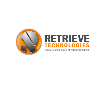 Logo Design by Muhammad Sopandi - Entry No. 28 in the Logo Design Contest Artistic Logo Design for Retrieve Technologies.