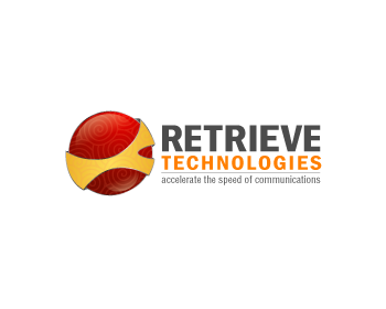 Logo Design by Muhammad Sopandi - Entry No. 29 in the Logo Design Contest Artistic Logo Design for Retrieve Technologies.
