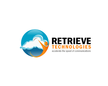 Logo Design by Muhammad Sopandi - Entry No. 30 in the Logo Design Contest Artistic Logo Design for Retrieve Technologies.