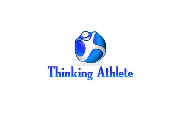 Logo Design by Respati Himawan - Entry No. 75 in the Logo Design Contest Thinking Athlete Logo Design.