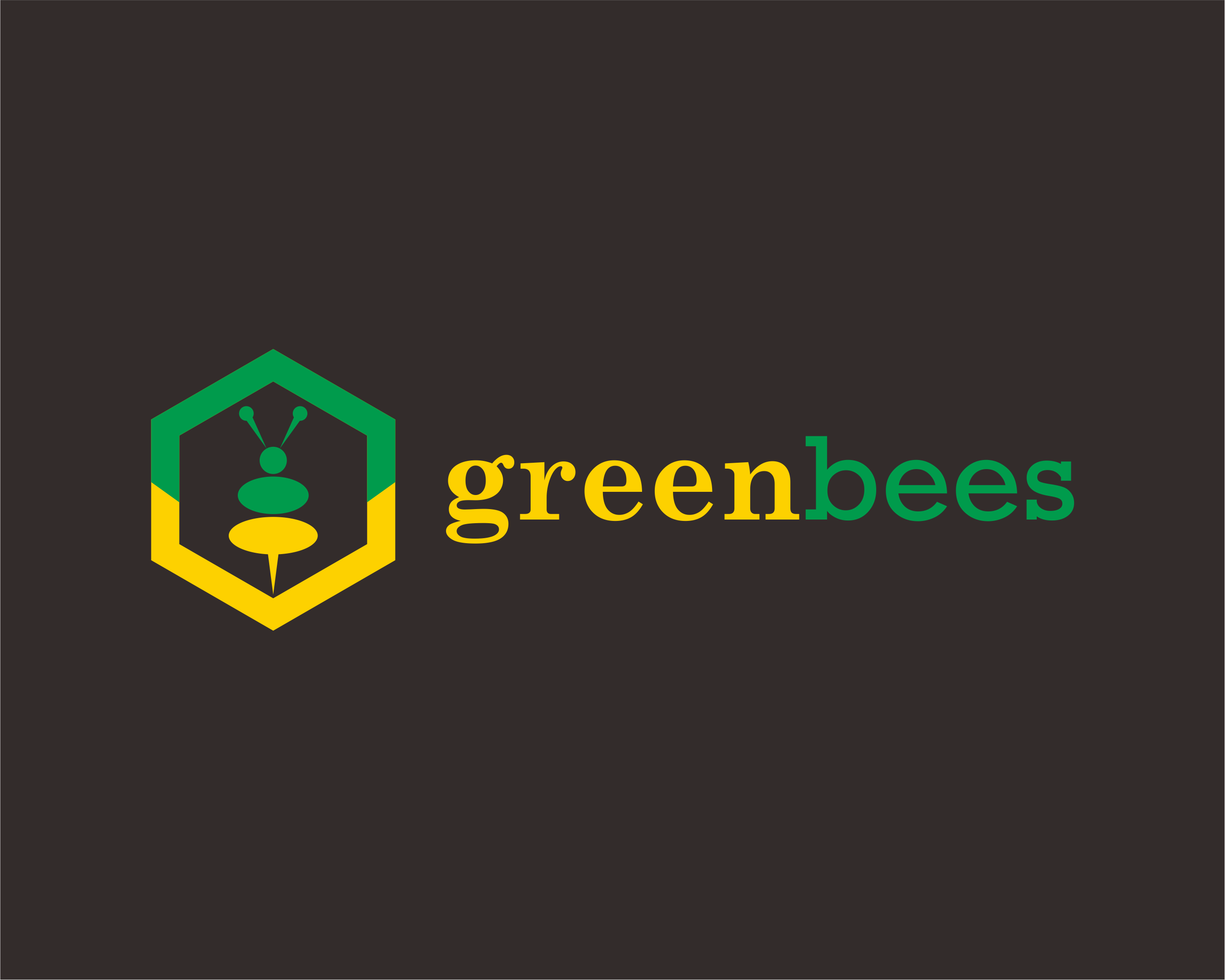 Logo Design by Armada Jamaluddin - Entry No. 365 in the Logo Design Contest Greenbees Logo Design.