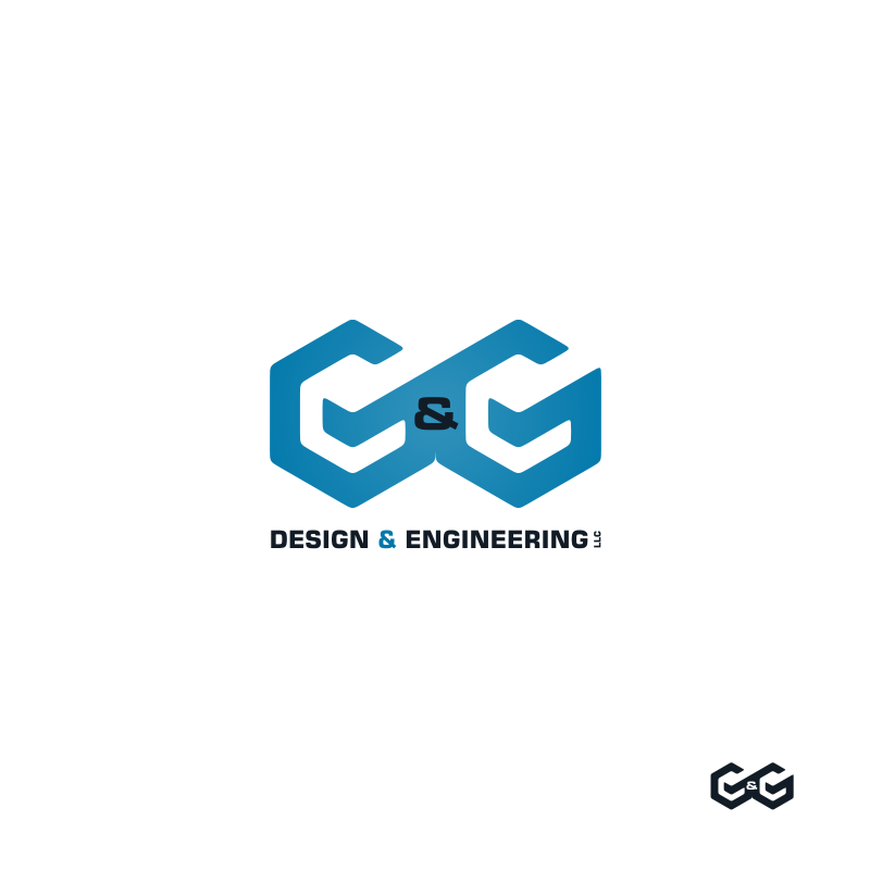 Creative Logo Design for G&G Design and Engineering, LLC ...
