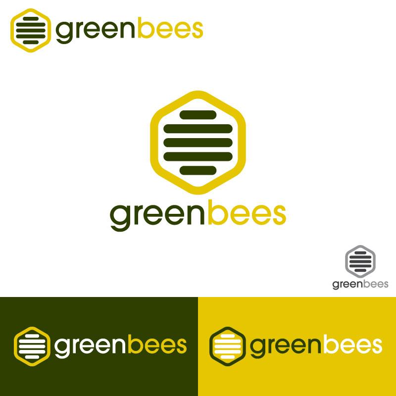 Logo Design by Rommel Delos Santos - Entry No. 367 in the Logo Design Contest Greenbees Logo Design.