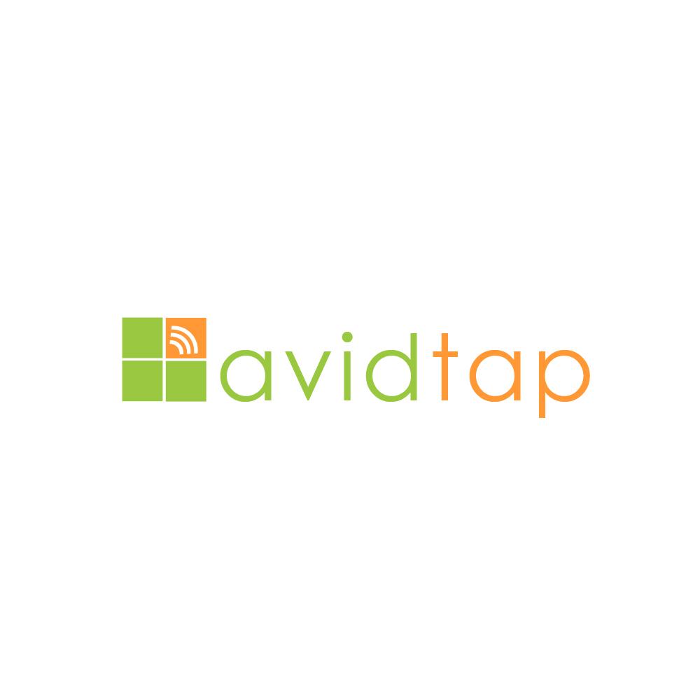 Logo Design by omARTist - Entry No. 120 in the Logo Design Contest Imaginative Logo Design for AvidTap.