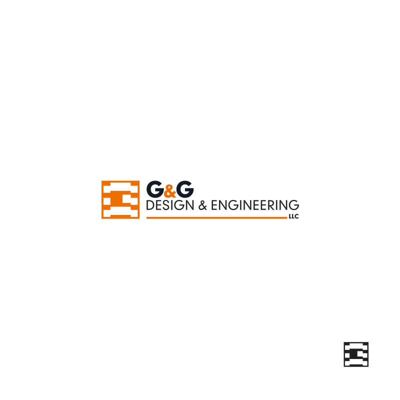 Logo Design by hkdesign - Entry No. 71 in the Logo Design Contest Creative Logo Design for G&G Design and Engineering, LLC.